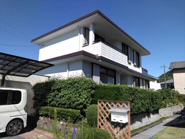 戸田邸、施工後の写真