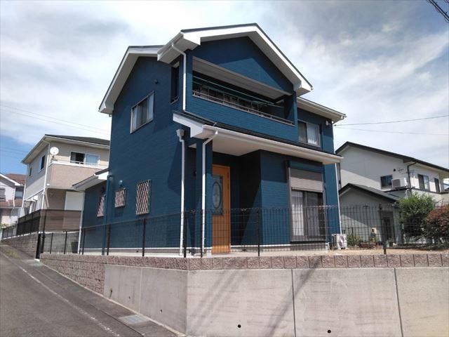 五十嵐邸、施工後の写真