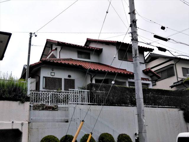 渡辺邸、施工前