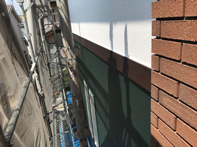 外壁塗装です