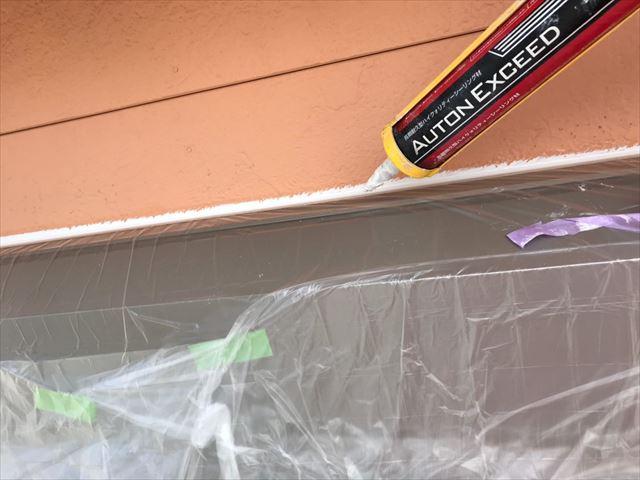窓まわりの劣化・損傷です