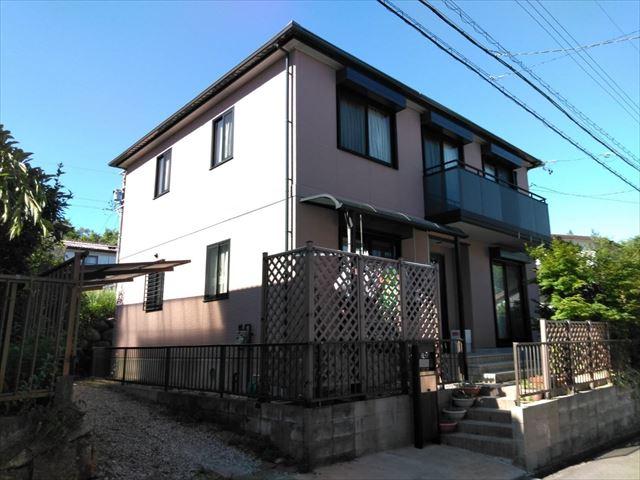 小島邸、施工後の写真