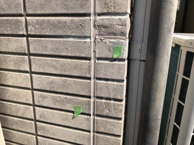 外壁に汚れ・カビ発生