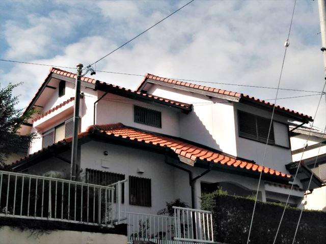 渡辺邸、施工後