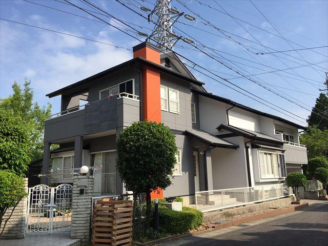 永井邸、施工後の写真