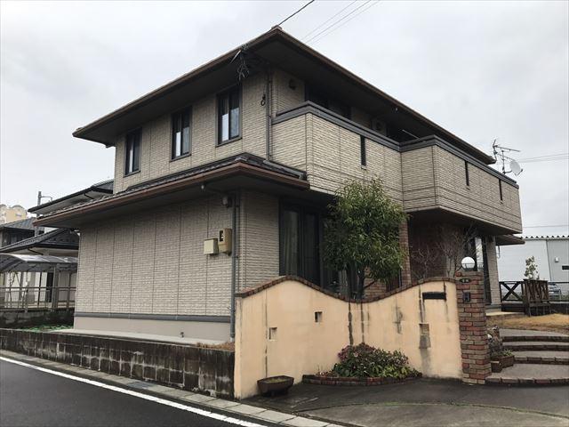 吉田邸、施工前