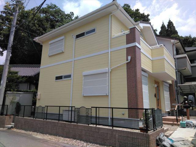 加藤邸、施工後の写真