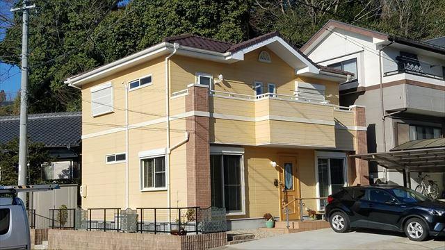 加藤邸、施工前の写真