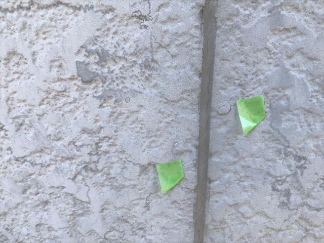 外壁の塗膜の劣化・損傷