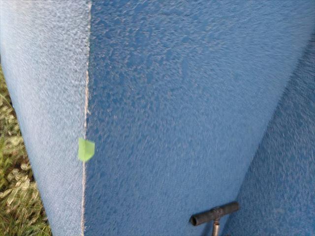 外壁のひび割れ