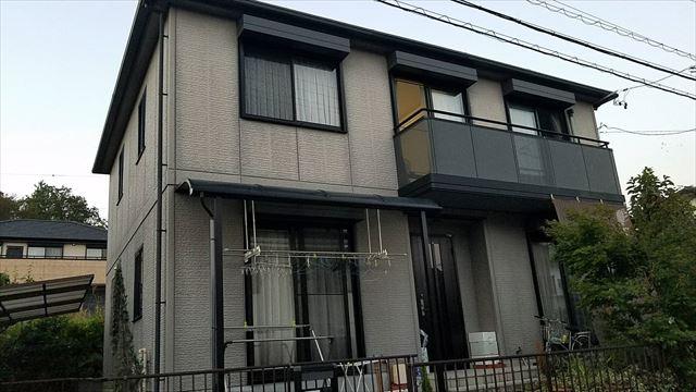 小島邸、施工前の写真