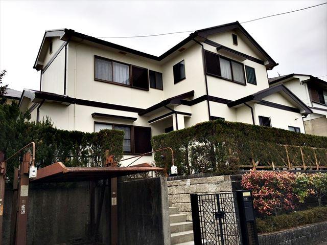 松崎邸、施工後