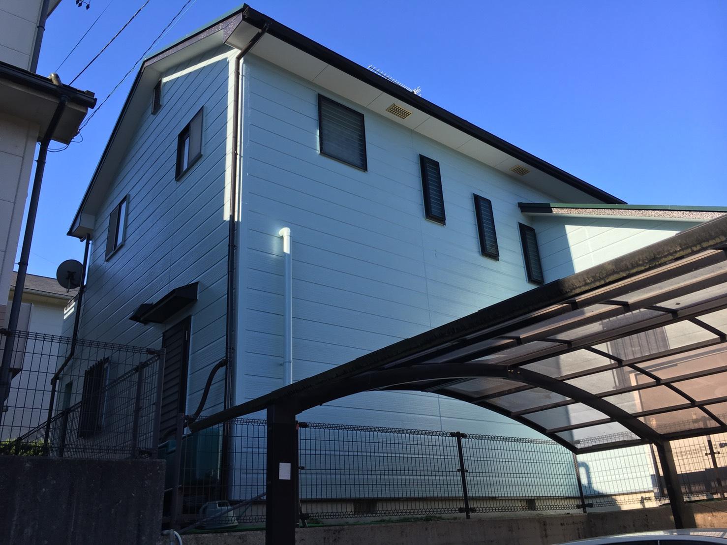 五藤邸、施工後の写真