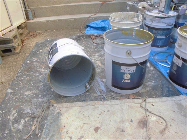 超低汚染リファインSi-IR上塗り材