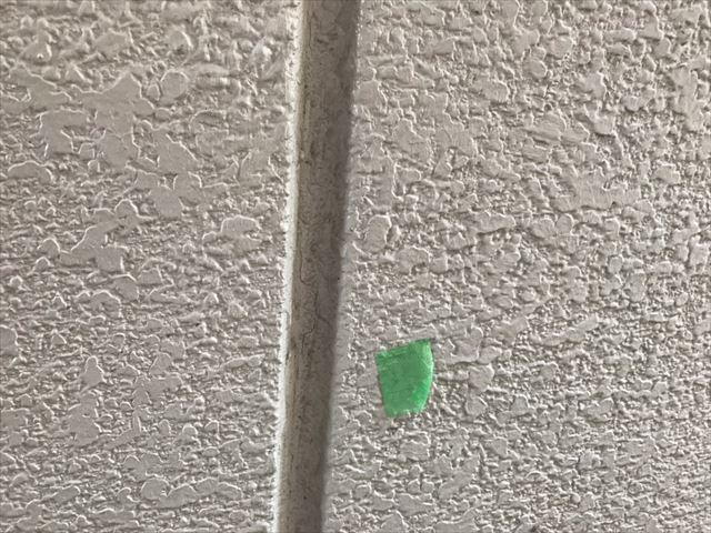 春日井市白山町で外壁塗装の下見にお伺いさせて頂きました