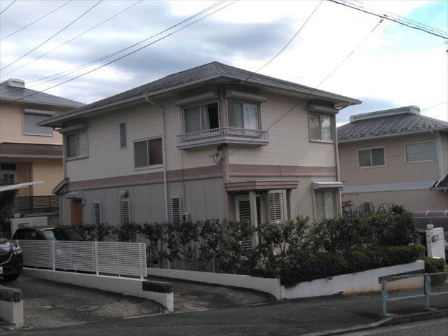 菊谷邸、施工前